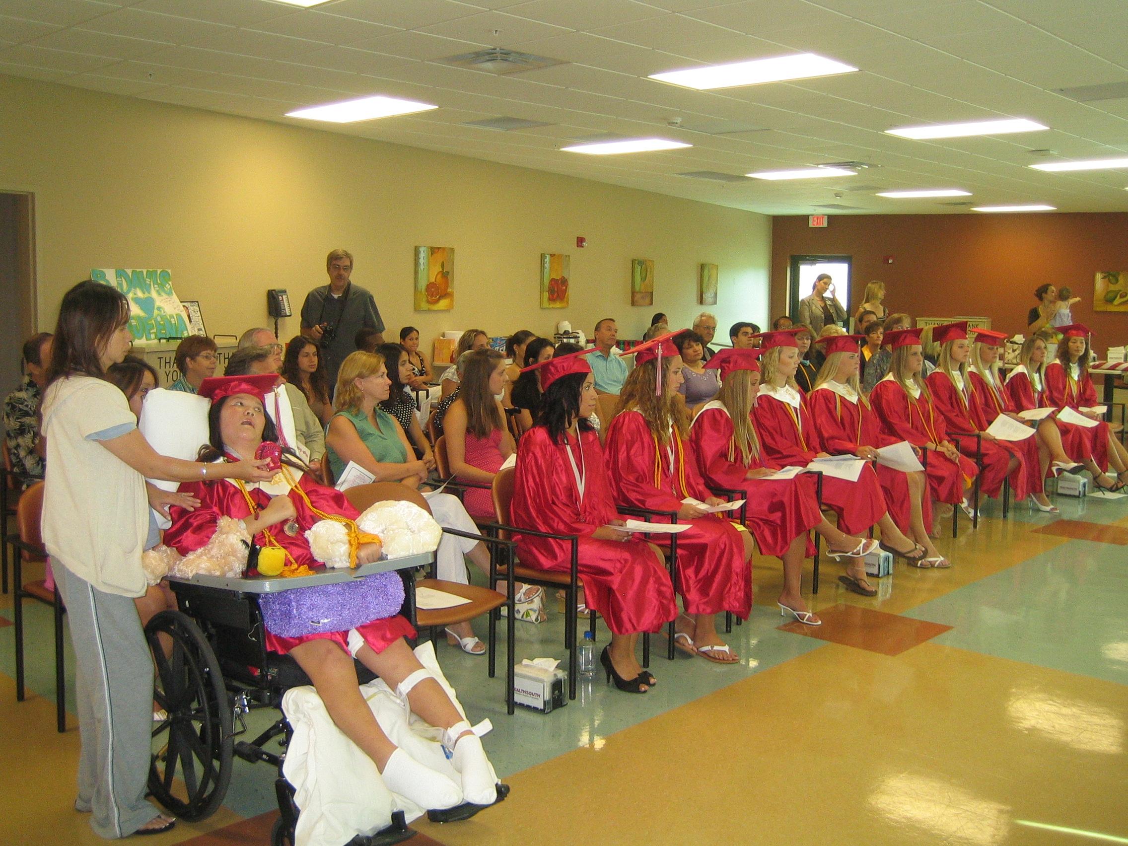 Queena Graduation 011