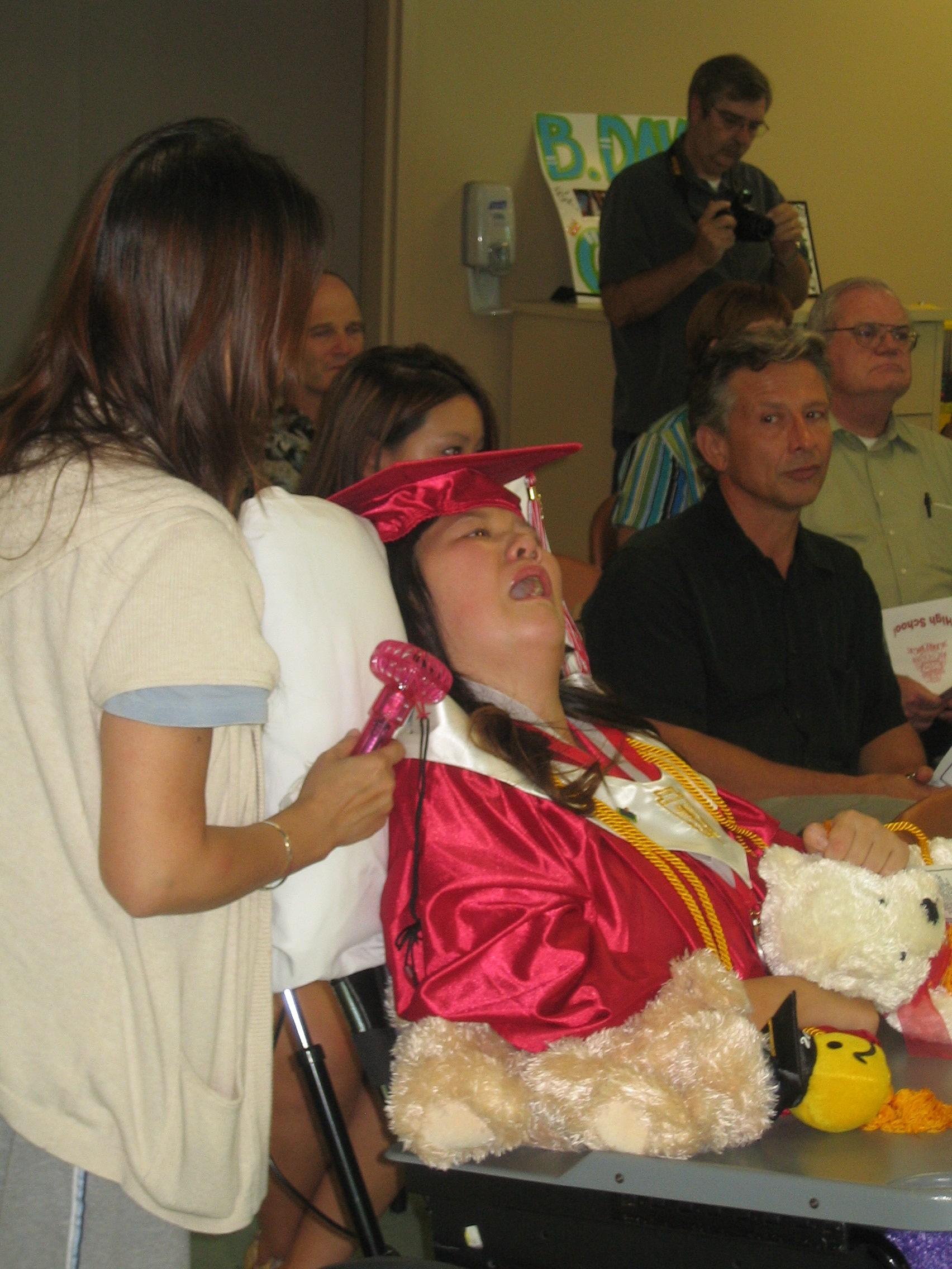 Queena Graduation 019