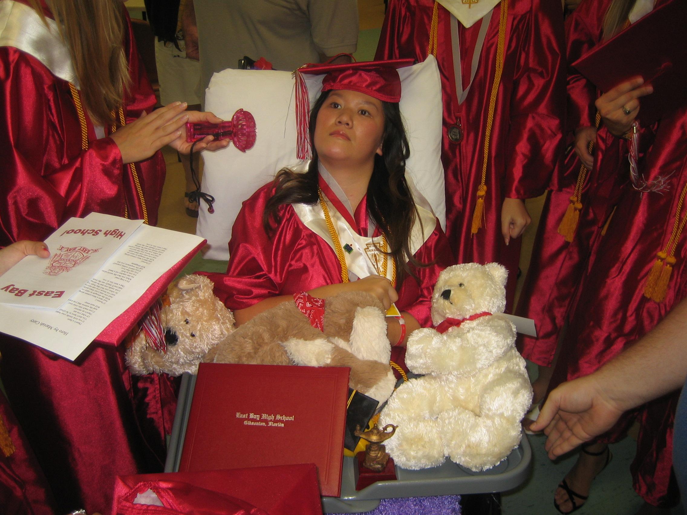 Queena Graduation 055